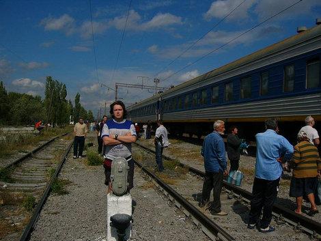 Где-то в пути