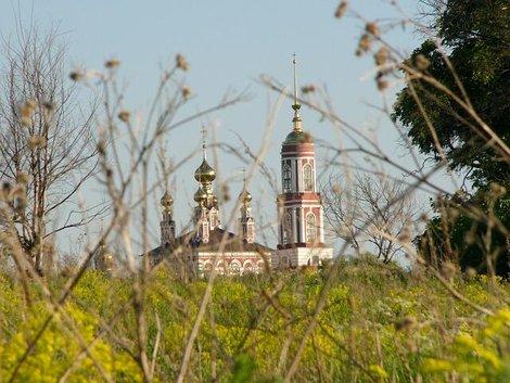 02. Церковь Михаила Архангела