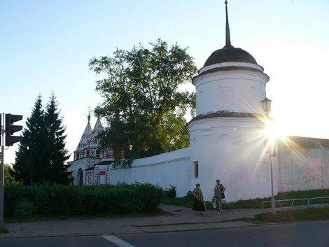 09. Ризоположенский женский монастырь