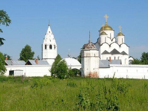 12. Покровский женский монастырь