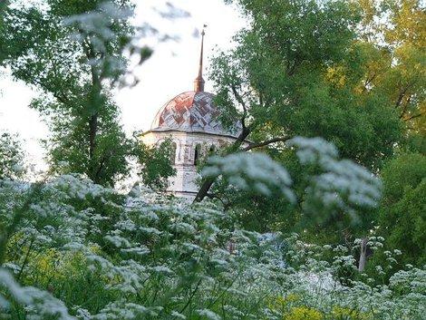 15. Стены и башни Покровского монастыря