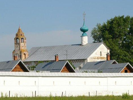 17. Зачатьевская трапезная церковь в Покровском монастыре