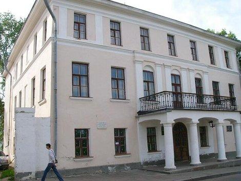 49. В этом доме была установлена советская власть в Суздале