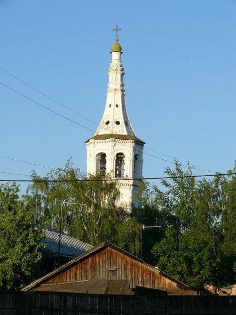 50. Колокольня Скорбященской церкви (1750г.)