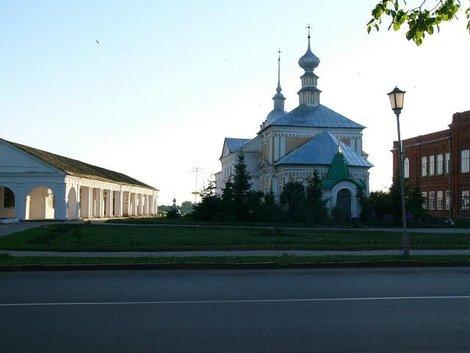 51. Кресто-Никольская церковь (1770г.)