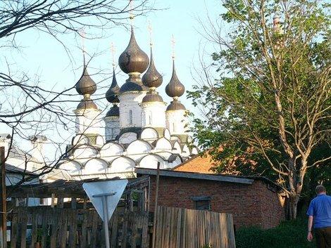 52. Лазаревская церковь (1667г.)