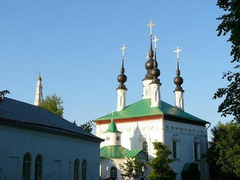58. Цареконстантиновская церковь (1707г.)