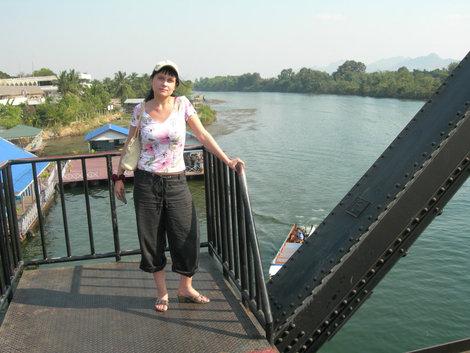 Мост через реку Квай и «дорога смерти»