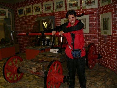07. Музей пожарного дела в каланче