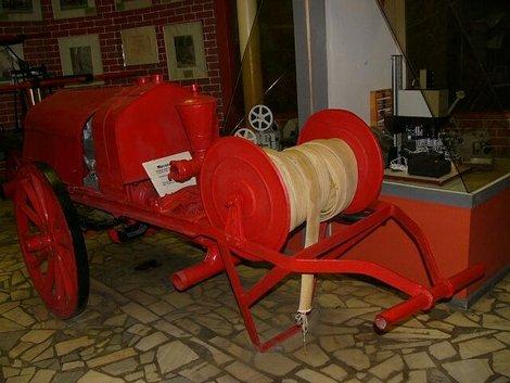 09. Музей пожарного дела в каланче