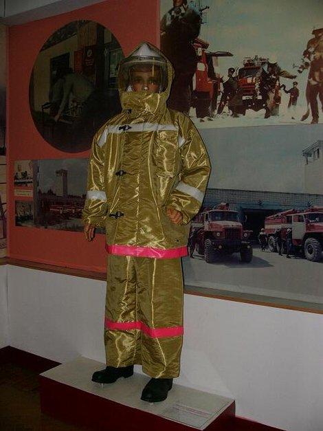 10. Музей пожарного дела в каланче