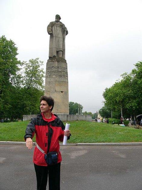 13. Памятник Ивану Сусанину
