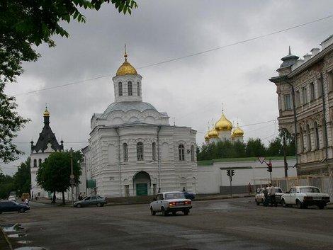 16. Богоявленско-Анастасин женский монастырь