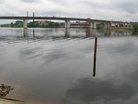 36. Мост через реку Кострому