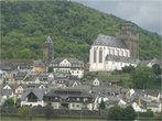 Городок в Долине Рейна