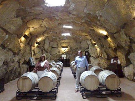 La Bodega — винный погреб, La Rioja-Alta