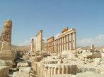 Знаменитая колоннада