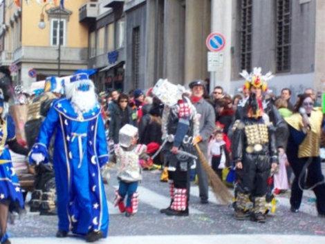 Карнавал в Триесте