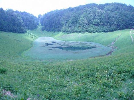 Озеро Хмелевского