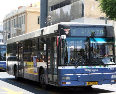 Так выглядит автобус компании