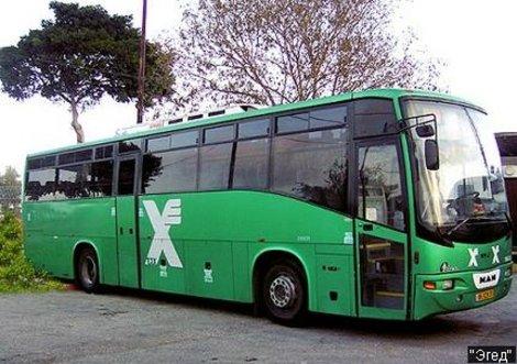 Автобус компании