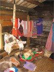 Обстановка традиционного жилища