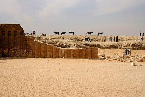 пейзаж Саккары