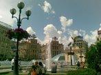 Майдан Незалежностi — главная площадь города