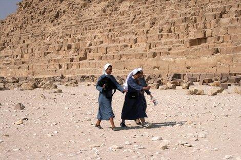 Коптские девушки