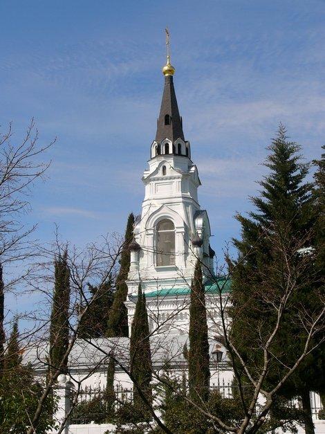 Колокольня собора Михаила Архангела