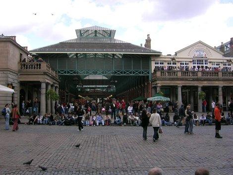 Рынок Ковент-Гарден