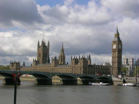Здание Парламента с Биг-Беном