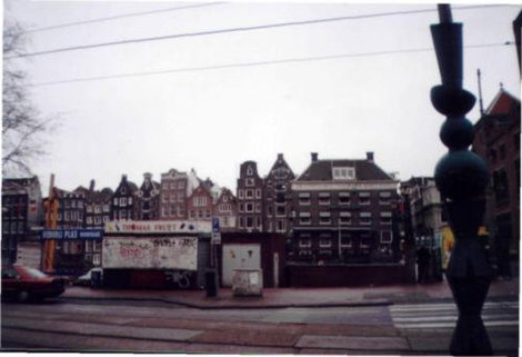 Амстердамские домики