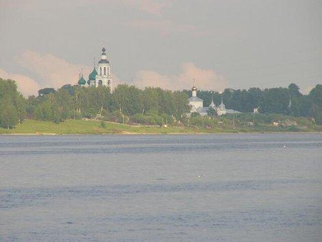 01. Заволжские церкви
