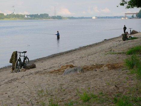 02. Рыбаки на Волге