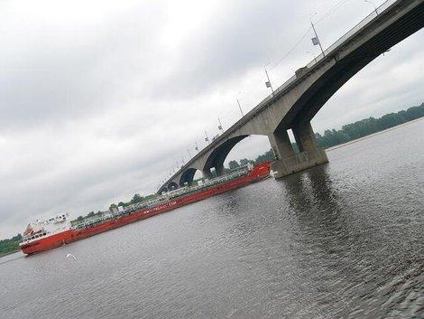 06. Автомобильный мост через Волгу