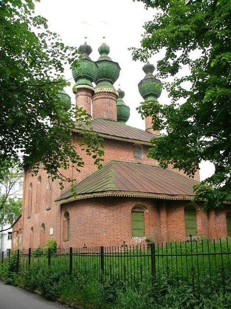 07. Благовещенская церковь 1688-1702