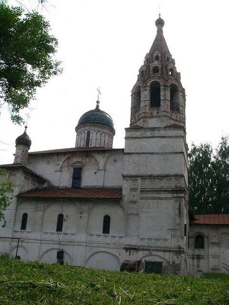 18. Церковь Николы Надеина. 1620-1622 г.г.
