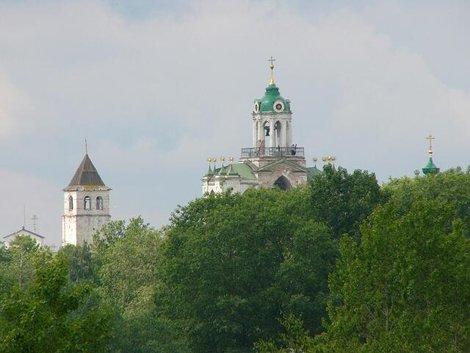 21. Вид на Кремль с Волжской набережной