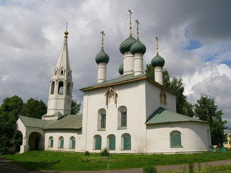 23. Церковь Николы Рубленого.