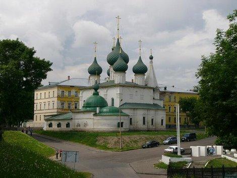 24. Церковь Спаса на городу. 1672 г.