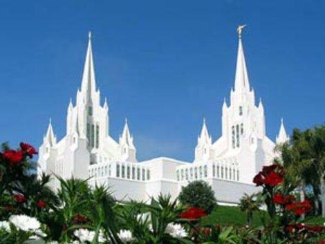 Храм мормонов