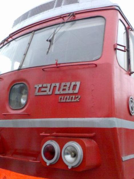 Говорят, что на этом тепловозе был установлен рекорд скорости для таких локомотивов — 271 км/ч!