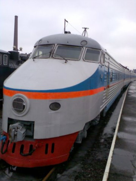 ЭР-200. Самолет, или поезд?