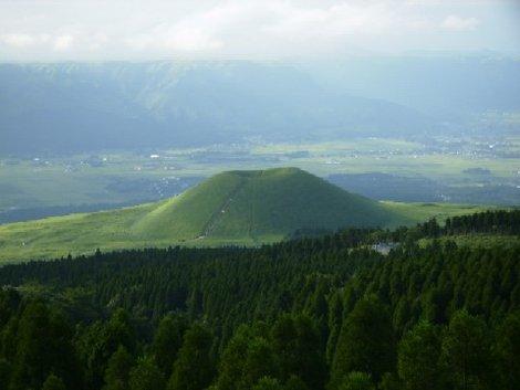 Комэ-дзука в ясную погоду (источник: Википедия)