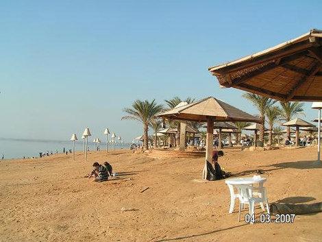 Иорданский пляж