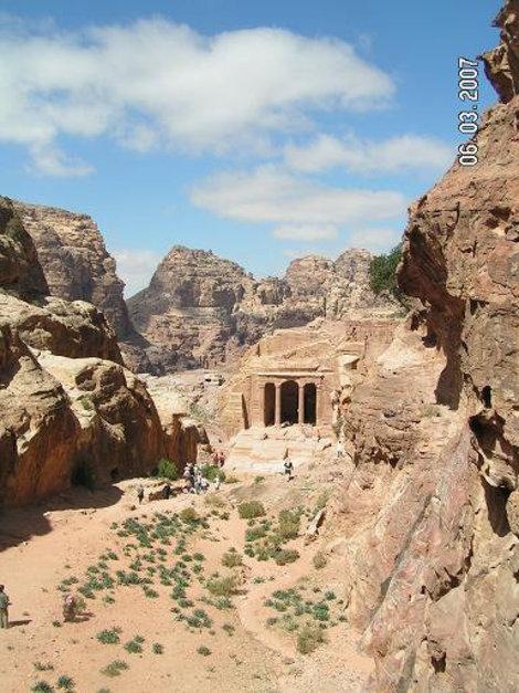 Скалистый храм