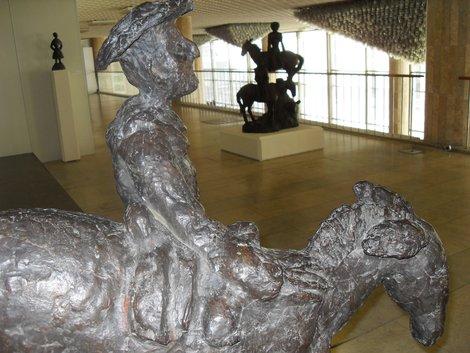 выставка Лазаря Гадаева