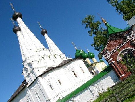05. Храмы Алексеевского монастыря в исполнении Анны