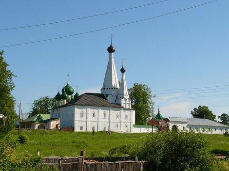 06. Алексеевский монастырь